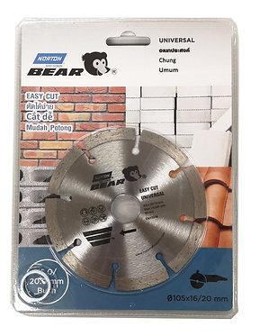 Norton Diamond Blade for Construction materials - Segmented 70184628831