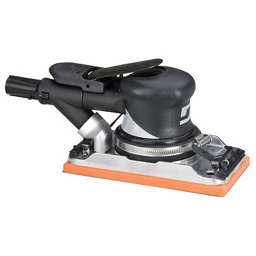 "3-2/3"" W x 7"" L  Dynabug Orbital Sander, Self-Generated Vacuum,57811"