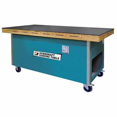 """36""""  W x 72""""  L Downdraft Sanding Table,64492"""