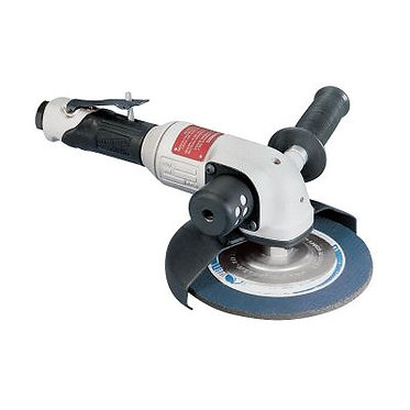"""7""""  Dia. Right Angle Depressed Center Wheel Grinder,50350"""