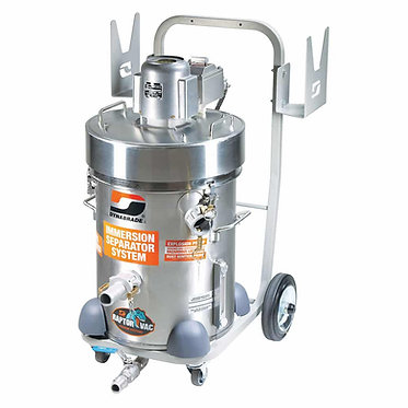 Dynabrade 61495 Raptor Vac Series Compact Electric Water Immersion Vac System, D