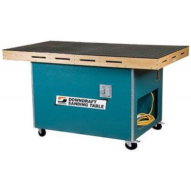 """33""""  W x 60""""  L Downdraft Sanding Table,63209"""