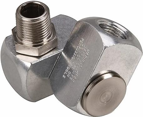 "1/2"" NPT Original Aluminum Dynaswivel,95462"