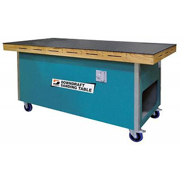 """36""""  W x 72""""  L Downdraft Sanding Table,63210"""