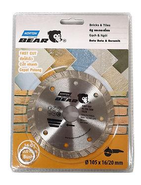 Norton  Diamond Blade Universal - Turbo 70184607390