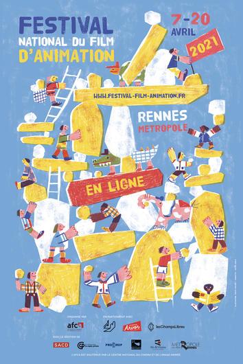 Festival national du film d'animation de Rennes