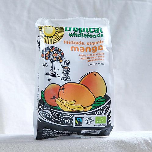 Tropical Wholefoods Sun Dried Mango