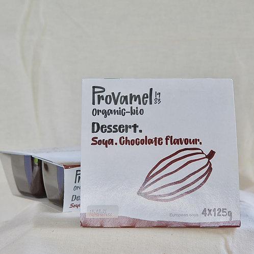 Provamel Soya Dessert - Chocolate 4x125g