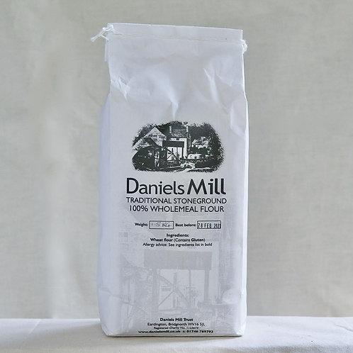 Daniels Mill Wholemeal Bread Flour