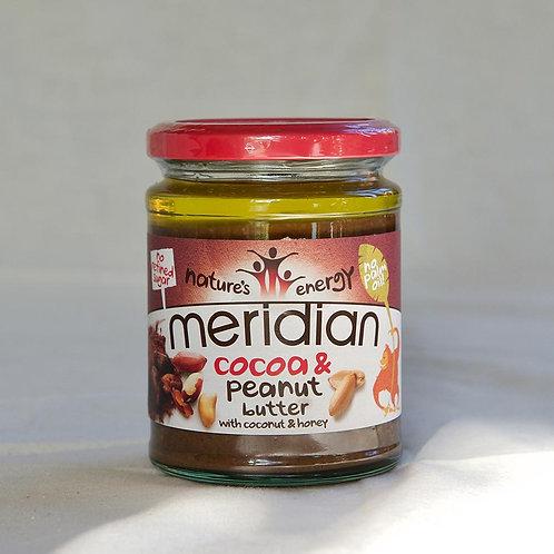 Meridian Peanut Butter Crunchy (ns)