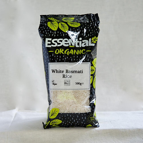 Essential Basmati Rice 500g