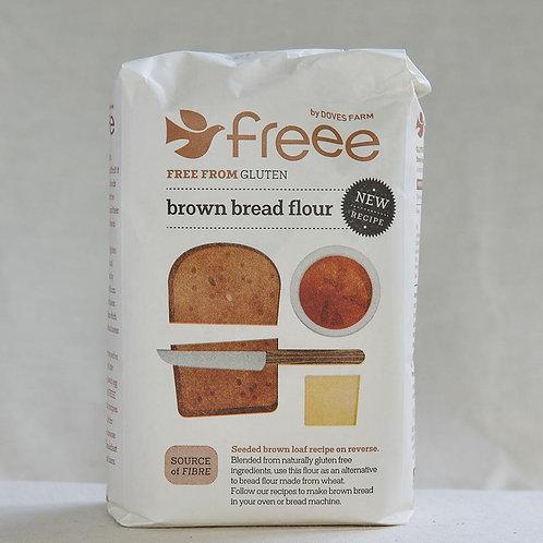 Freee Brown Bread Flour