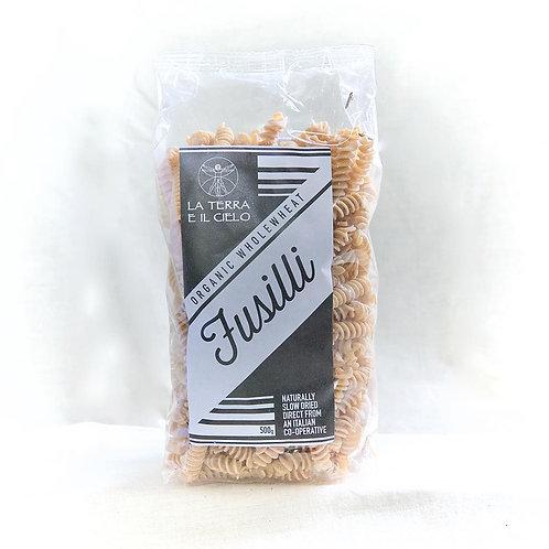 La Terra E II Fusilli Wholewheat (Twists)