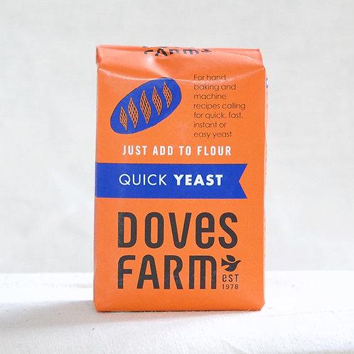 Doves Farm Yeast - Quick Dry