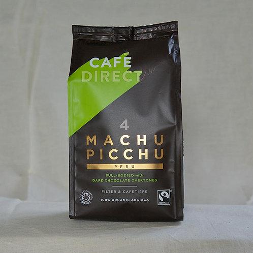 Cafe Direct Coffee  - Machu Picchu