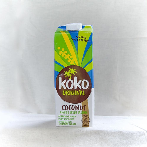 KoKo Coconut Drink with Calcium