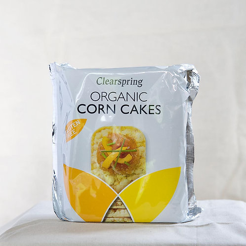 Clearspring Corn Cakes 130g