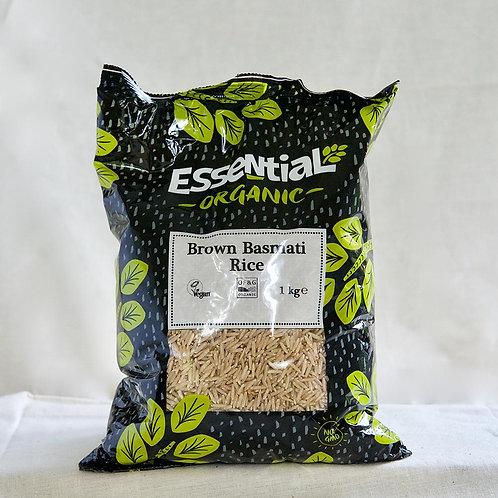 Essential Short Grain Brown Rice 1kg