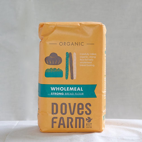 Doves Farm 100% Wholewheat Strong