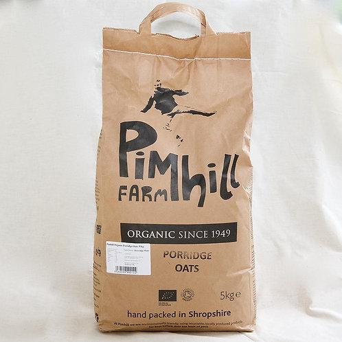 Pimhill Farm Porridge Oats 5kg