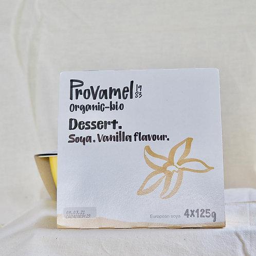Provamel Soya Dessert - Vanilla 4x 125g