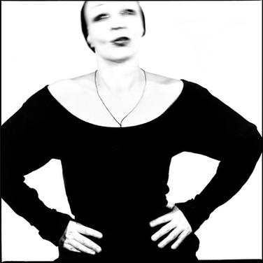 Elena Hagvediyeva. Artist.
