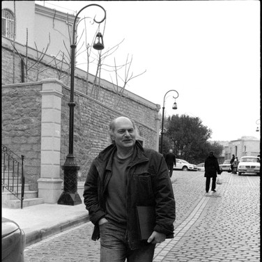 Altay Sadihzade. Artist.