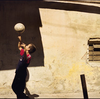 A game with the ball