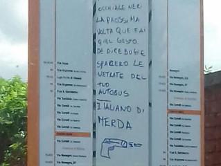 ATM, DE CORATO: VIGILANTES PESTATI IN FERMATA M3 E SCRITTA DI MINACCE CONTRO AUTISTA, ORMAI GUARDIE