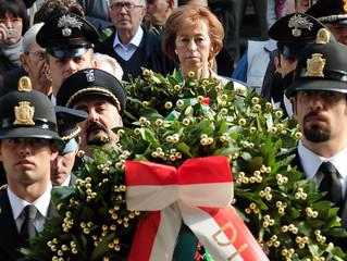 25 APRILE, DE CORATO: SALA ANDRA' AL CAMPO X COME FACEVANO ALBERTINI E MORATTI? VEDREMO SE SARA&