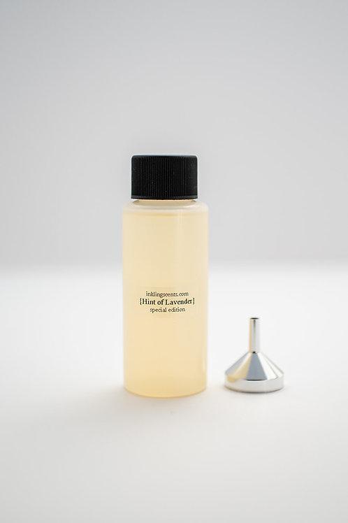 Earth Notes 2 ounce refill bottle