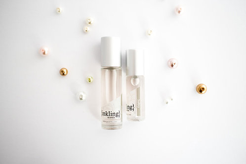 Sultry - musk, creamy, vanilla and lotus