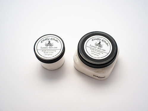 Body Butter jar