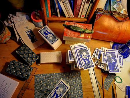 Le Tarot de la Sororité : inscriptions aux tirages
