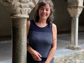 Le portrait de Sylviane Courgeau