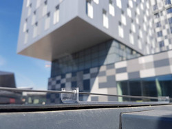 Referenz Hotelkomplex Quartier Belvedere Novotel / ibis Hotel | 1100 Wien