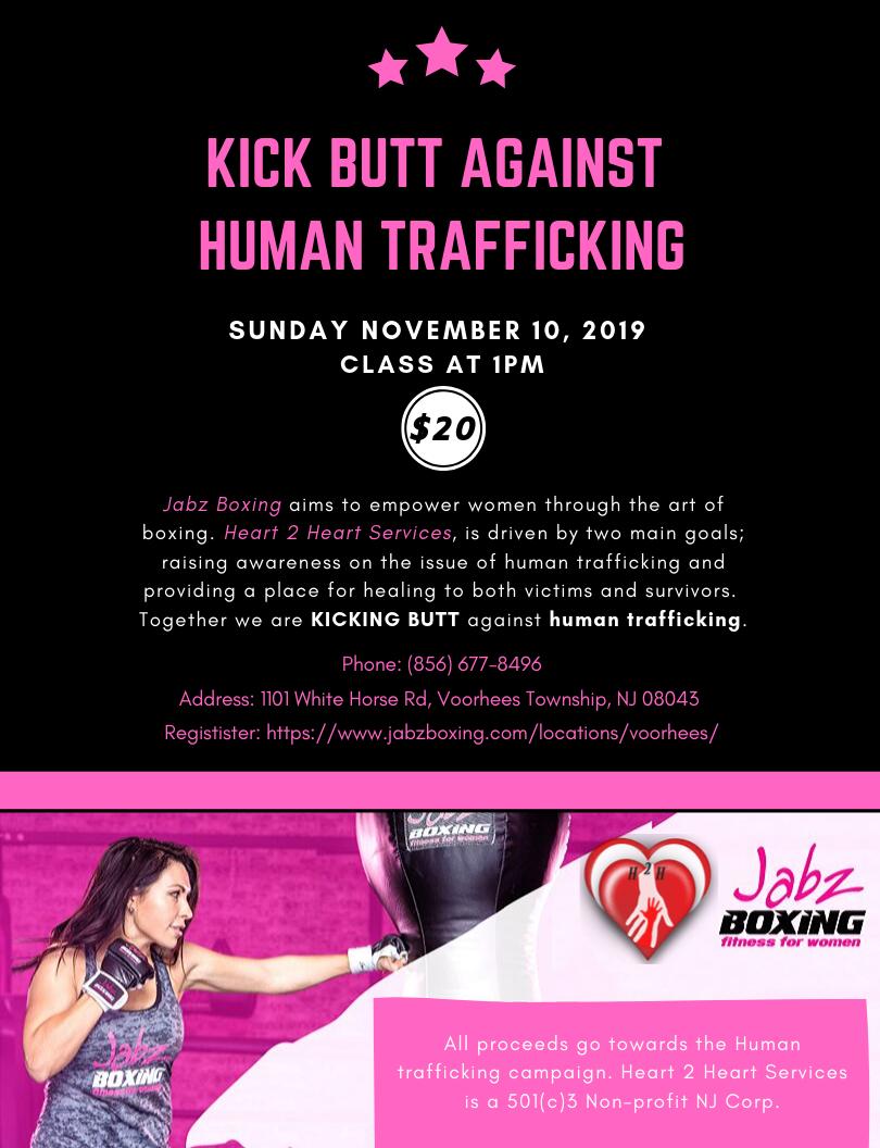 H2H Jabz Boxing Event