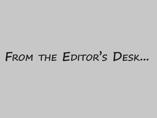 From the Editor's Desk, Minstrel 4-28: Adam's Farewell