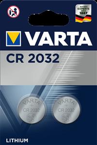 Varta CR 2032 2li Lityum