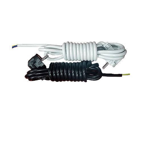 Alkan 3x1 mm Fişli Kablo 3 metre