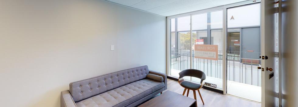 Suite 200 - Waiting Area