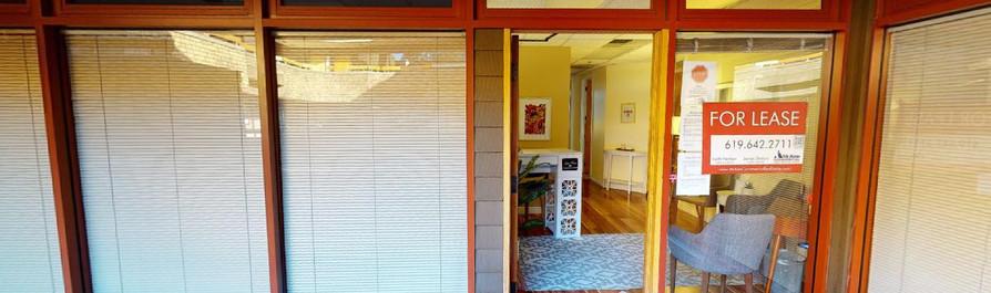 Suite 275 Entrance