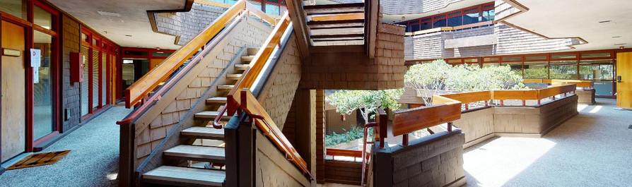 Open Staircase Access
