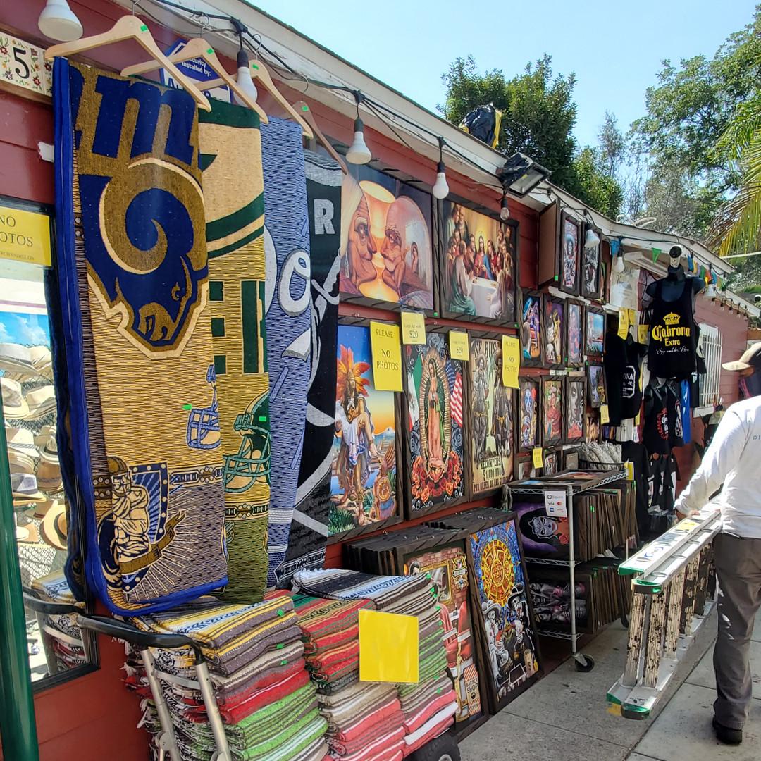 Old Town San Diego Retail