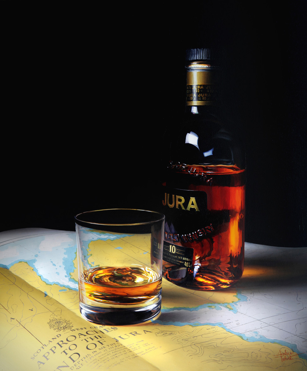 Approaching Jura