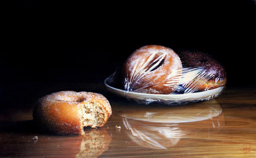 Diner donuts