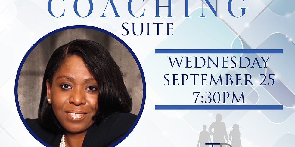 The Lady CPA Presents: Career Coaching Suite with Tina Ragin, CPCC