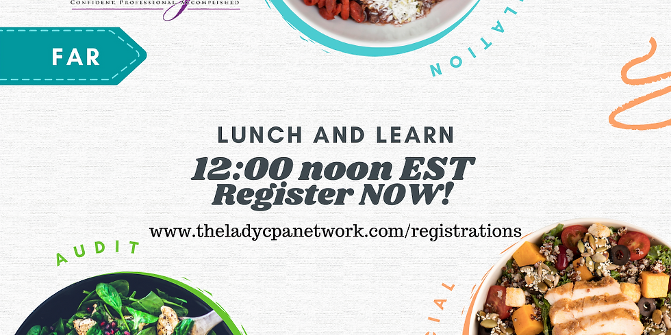 Live CPA Study Sessions - BEC  Midweek Lunch & Learn