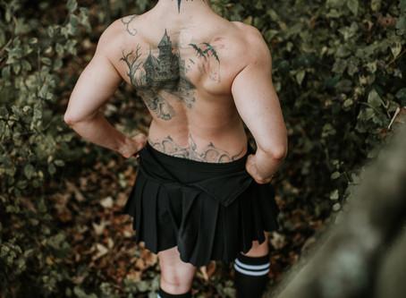 Steigender Körperfettanteil - Aufbau  Teil 1