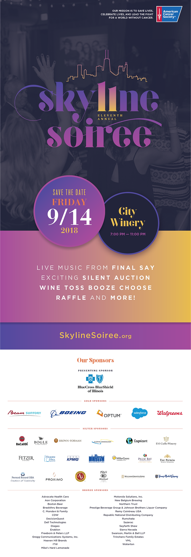 Skyline Soiree - Invitation 2018 Reivsed